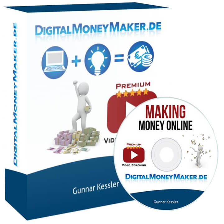 Gunnar Kessler - Digital Money Maker Club - Gunnar Kessler Podcast